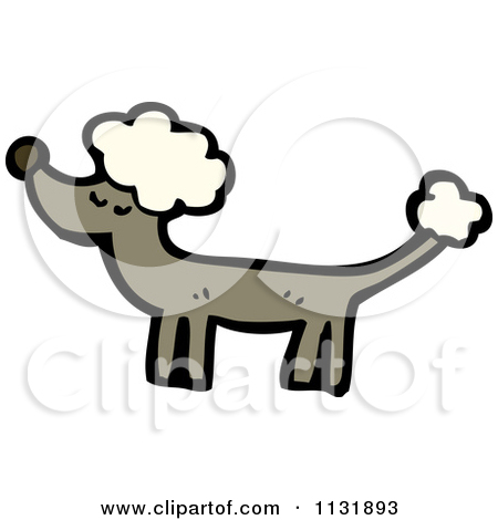Royalty Free  Rf  Poodle Clipart   Illustrations  3