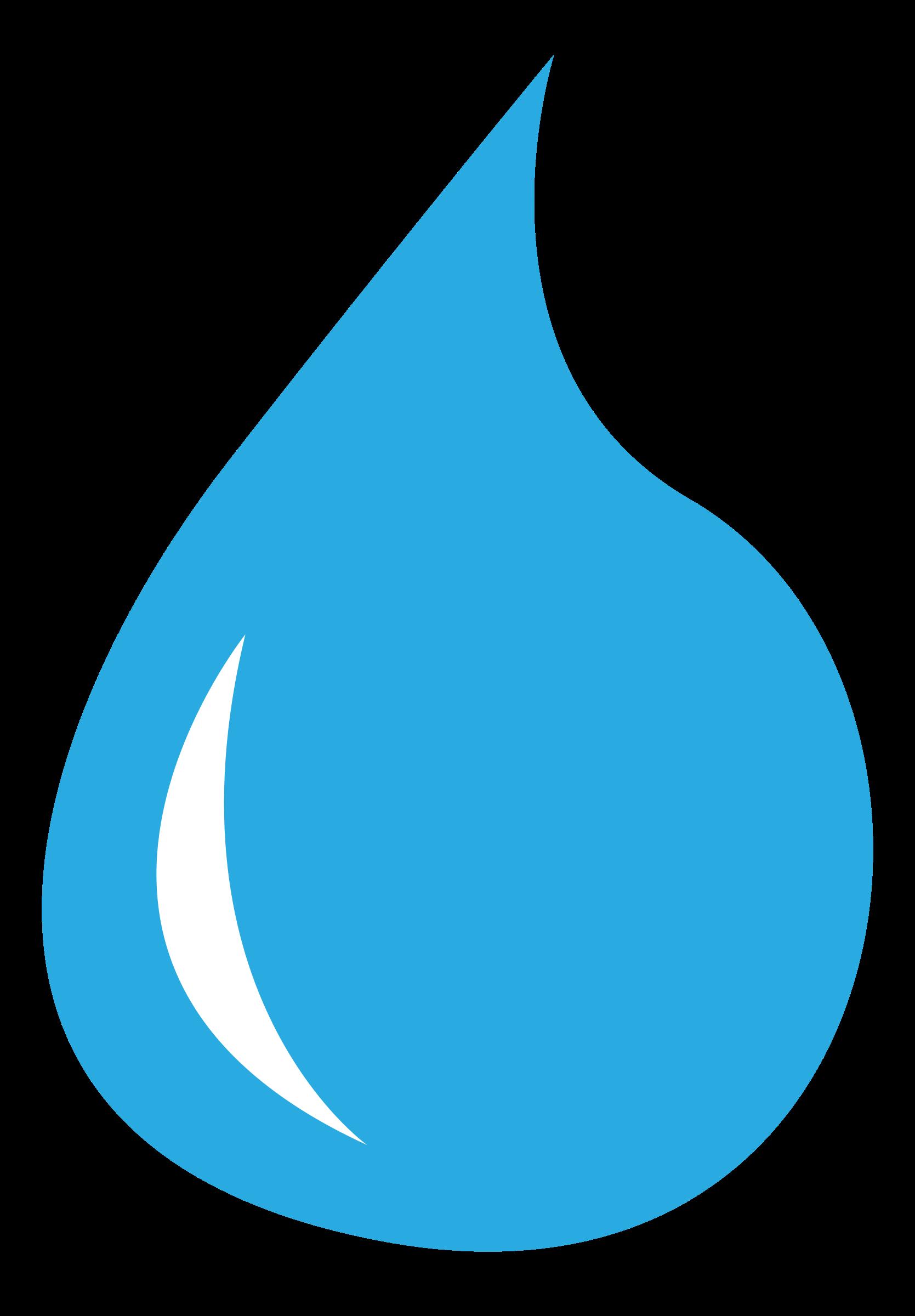 Transparent Water Drop Clipart - Clipart Kid