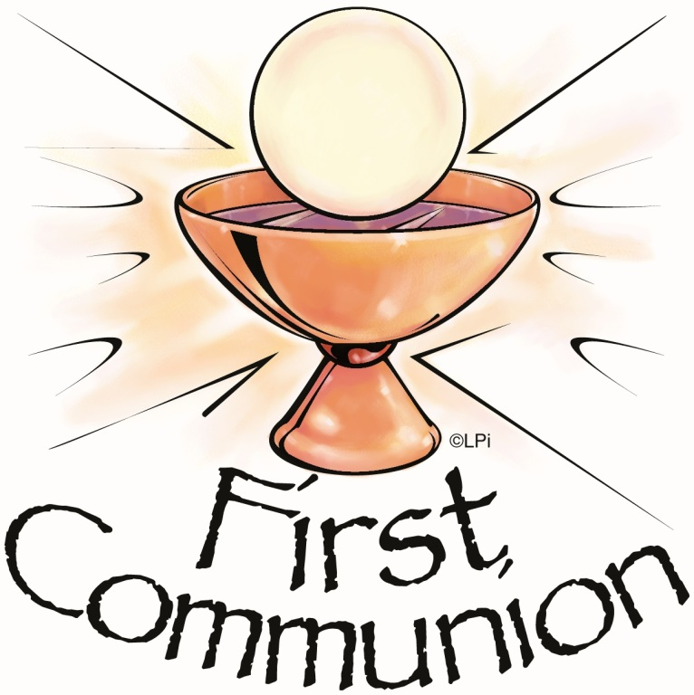 Communion Symbols Clipart - Clipart Kid