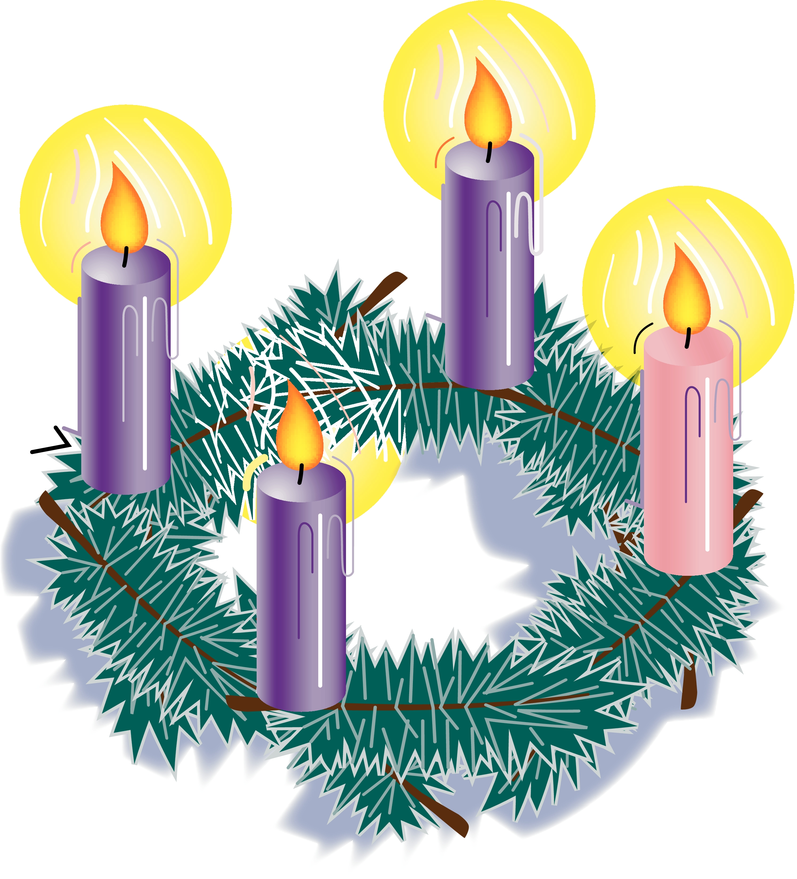 Clip Art Advent Clipart advent candles clipart kid clip art new calendar template site