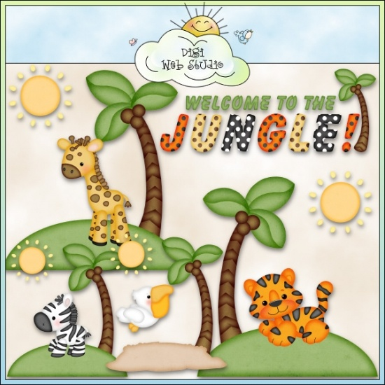 Animal Kingdom Clipart - Clipart Kid