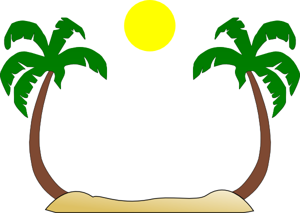 Beach Clip Art At Clker Com   Vector Clip Art Online Royalty Free