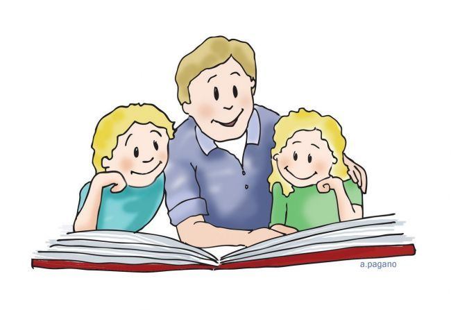 Image result for family reading