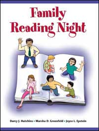 Family Reading Together Clipart On Family Reading Night