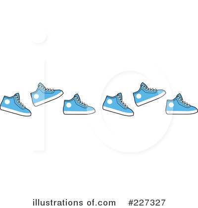 Free Clip Art Of Tennis Shoes