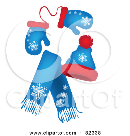 Scarf And Hat Clipart - Clipart Kid