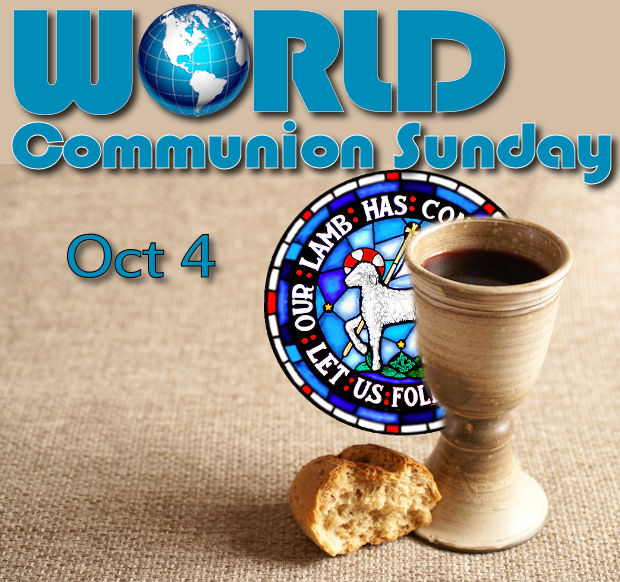 World Communion Sunday Clipart Clipart Suggest