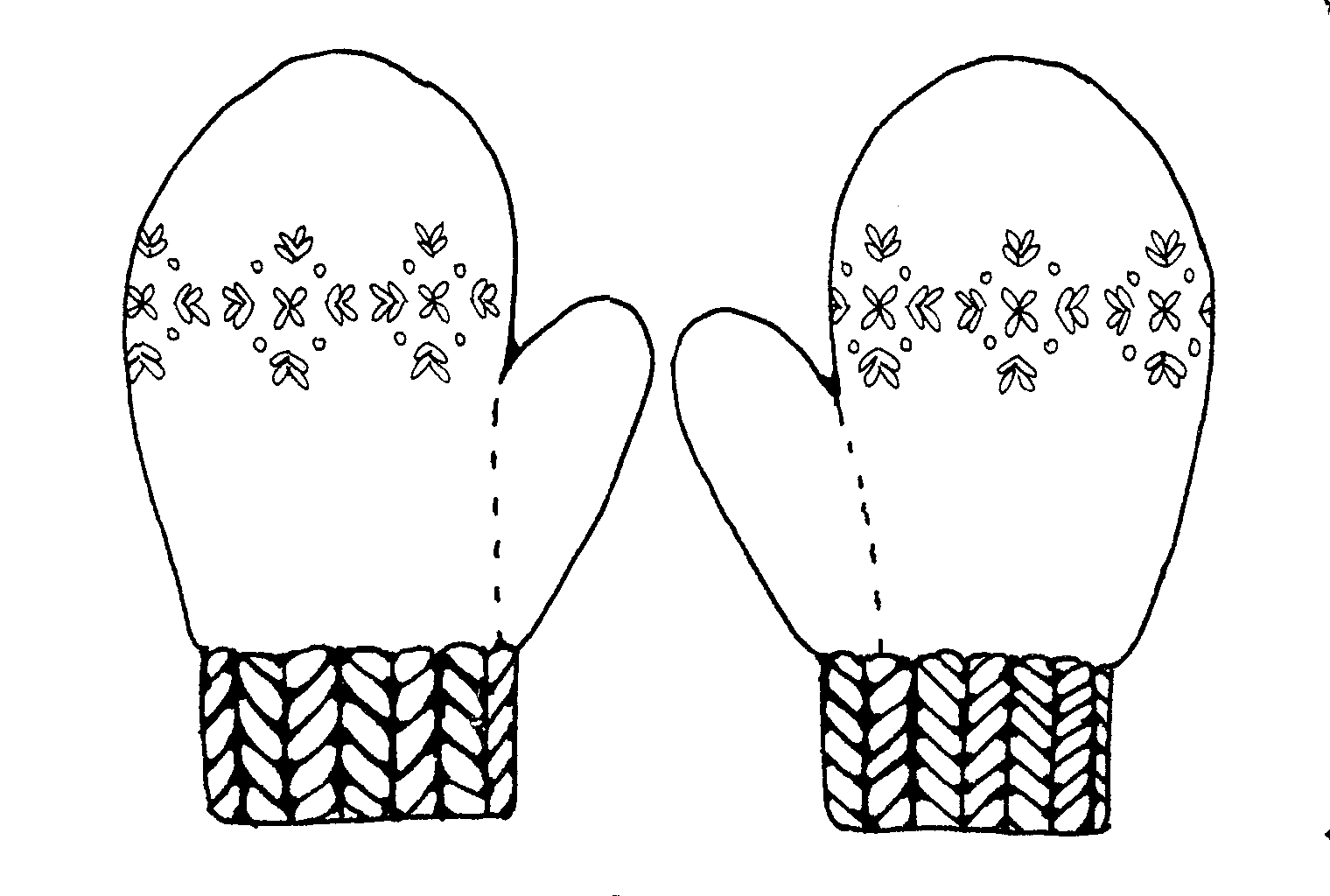 ... Black And White winter scarf black and white clipart - clipart kid