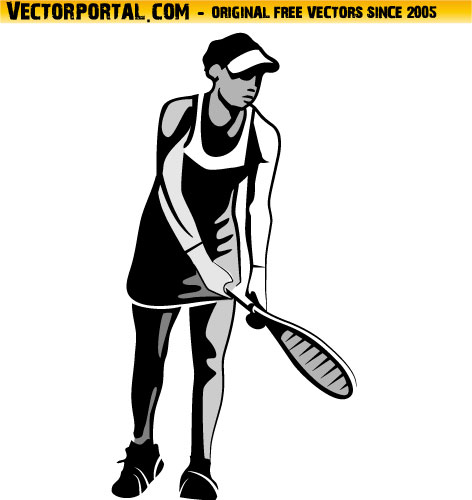 Tennis Clipart Free   Clipart Panda   Free Clipart Images