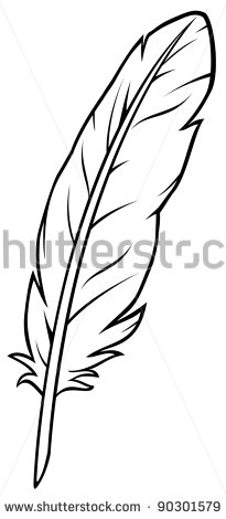 Real Eagle Feather Clipart - Clipart Suggest