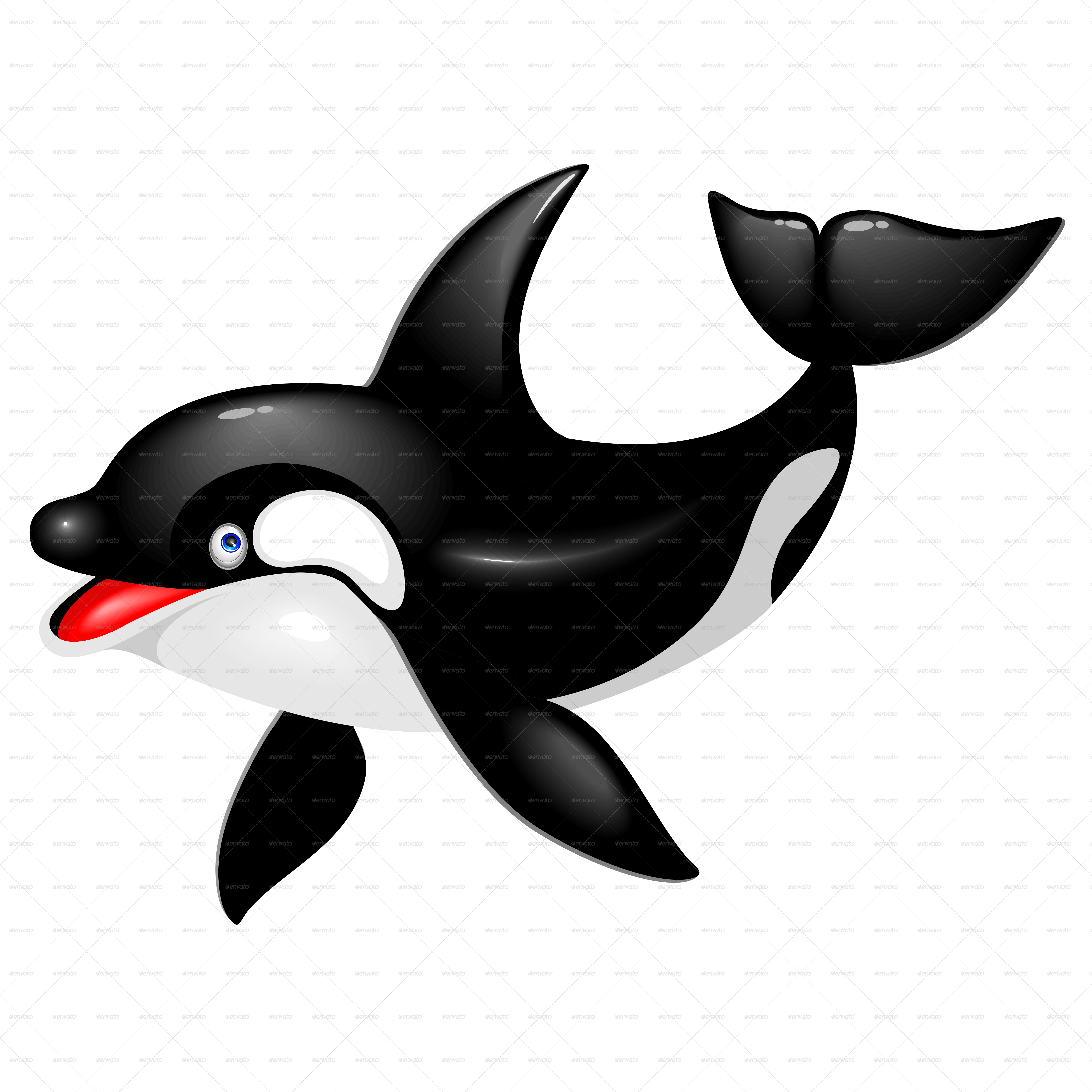 baby killer whales clipart clipart suggest Orca Art killer whale clip art word