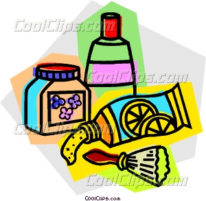 Hygiene Products Clipart - Clipart Suggest