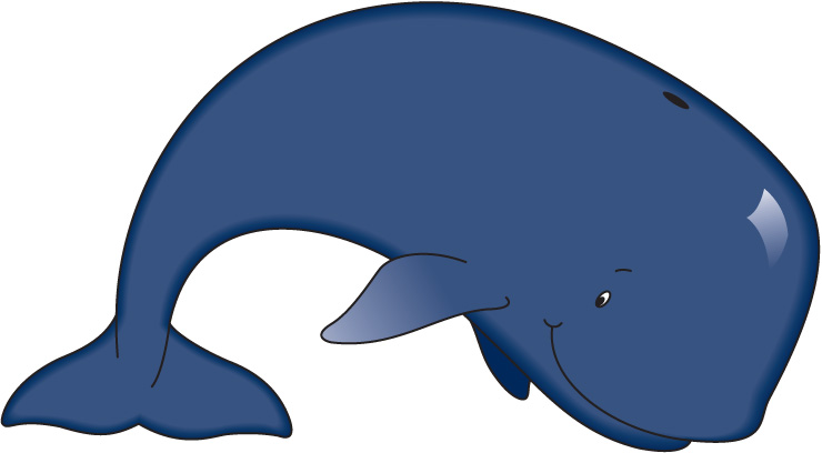 Baby Killer Whales Clipart - Clipart Kid