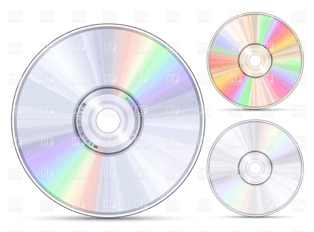 Disc Clipart - Clipart Kid