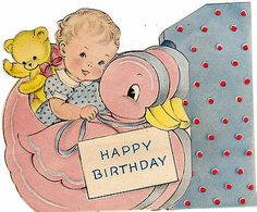 Clipart Baby   Baby Birthday On Pinterest   One Year Old Baby Cards