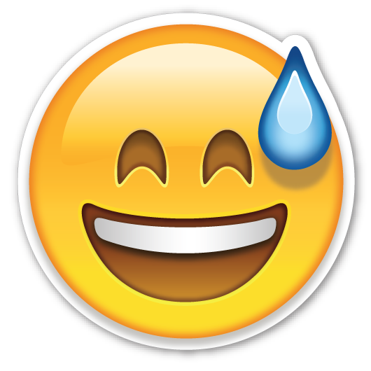 Crying Emoji Png Confused Clipart   Free Clip Art Images
