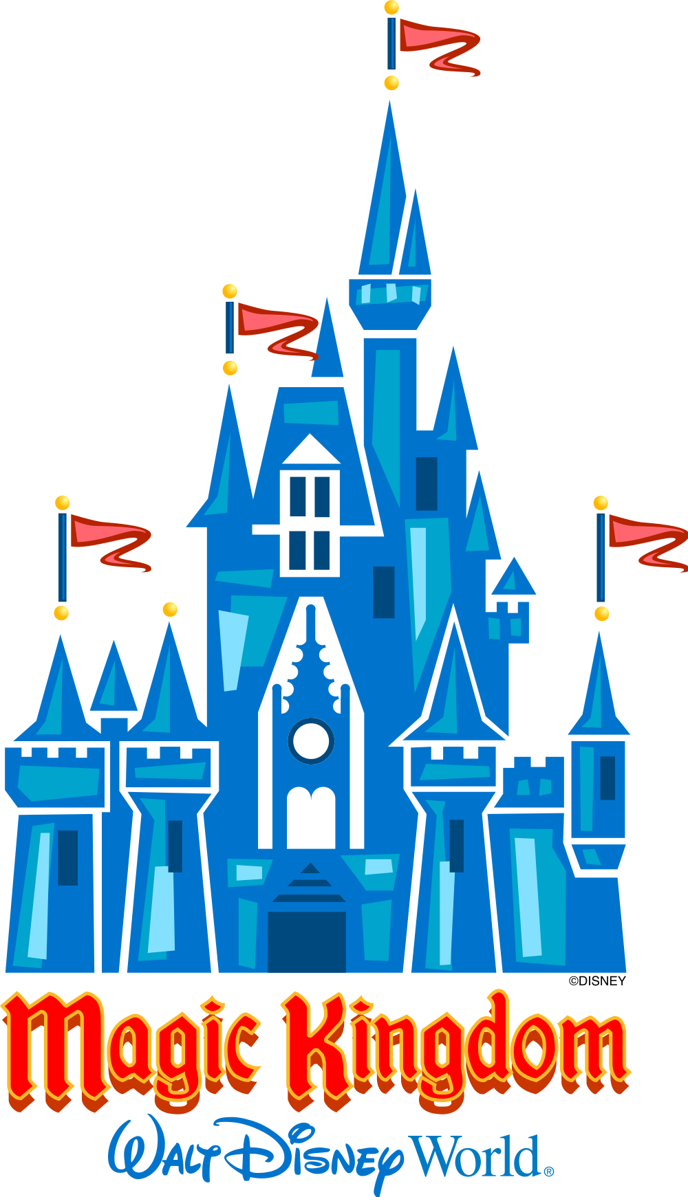 Disney Castle Logo Png Disney Castle Logo Vectormagic Kingdom Pirates