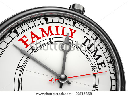 Family Time Stock Photos Images