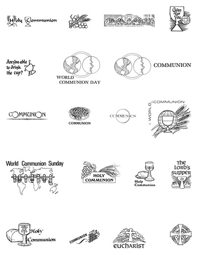 Free Christian Communion Clip Art From Churchsupplier Com
