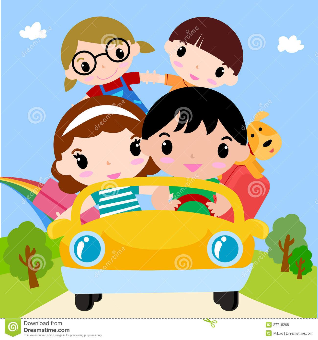 free clipart family car - photo #17