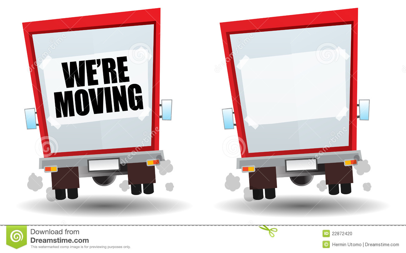 Moving Boxes Clipart Moving