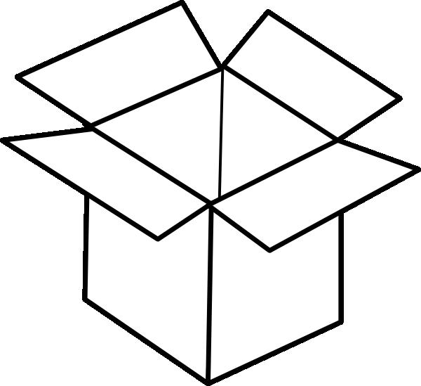Open Box Boite Ouverte Hi Png