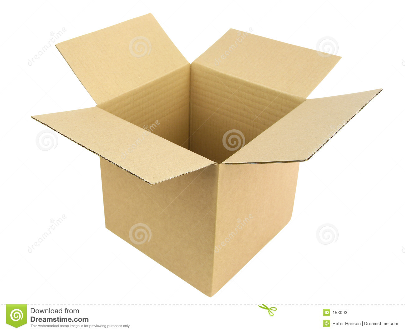 Open Box Stock Photos   Image  153093