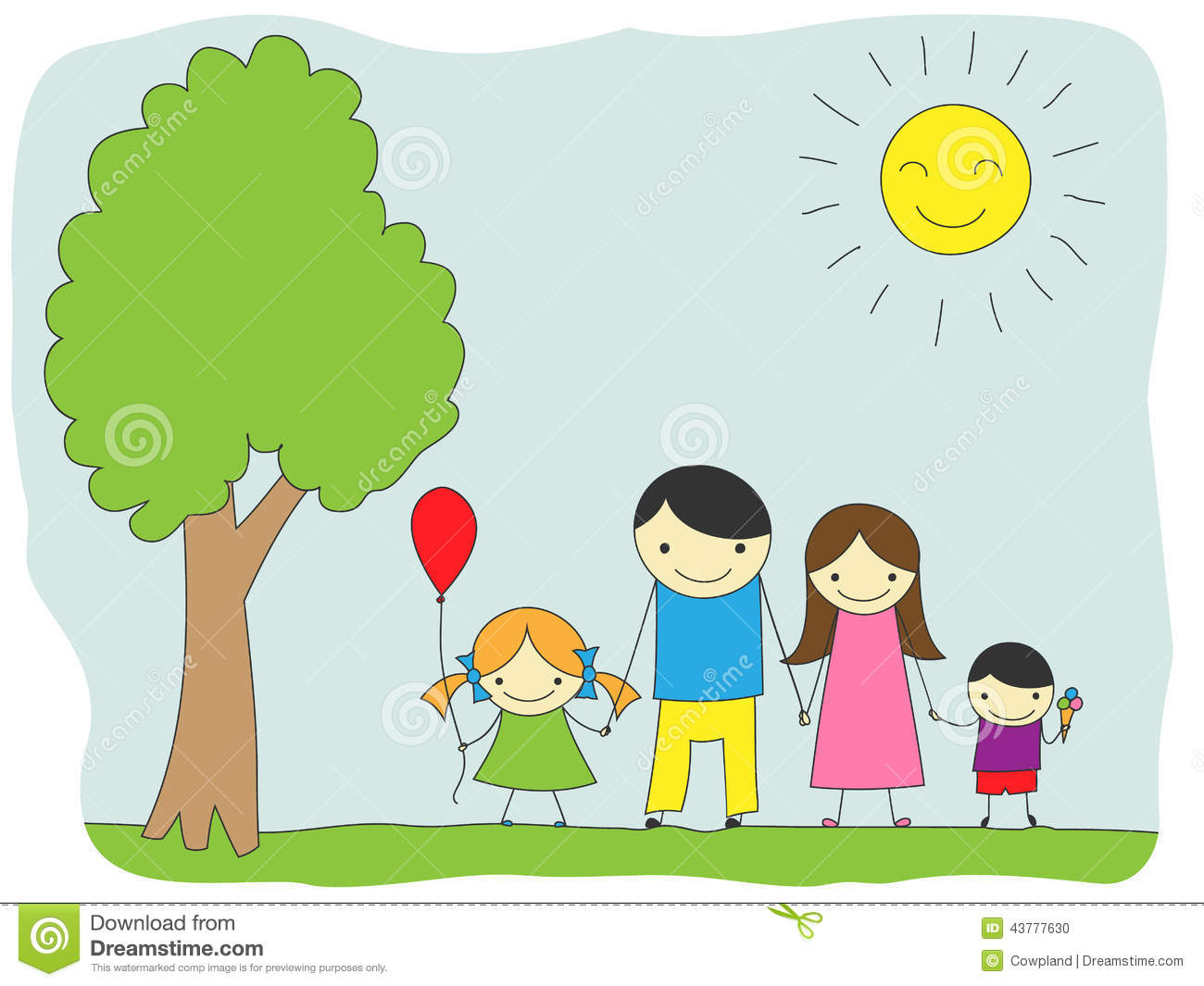 Family Day Clipart - Clipart Suggest