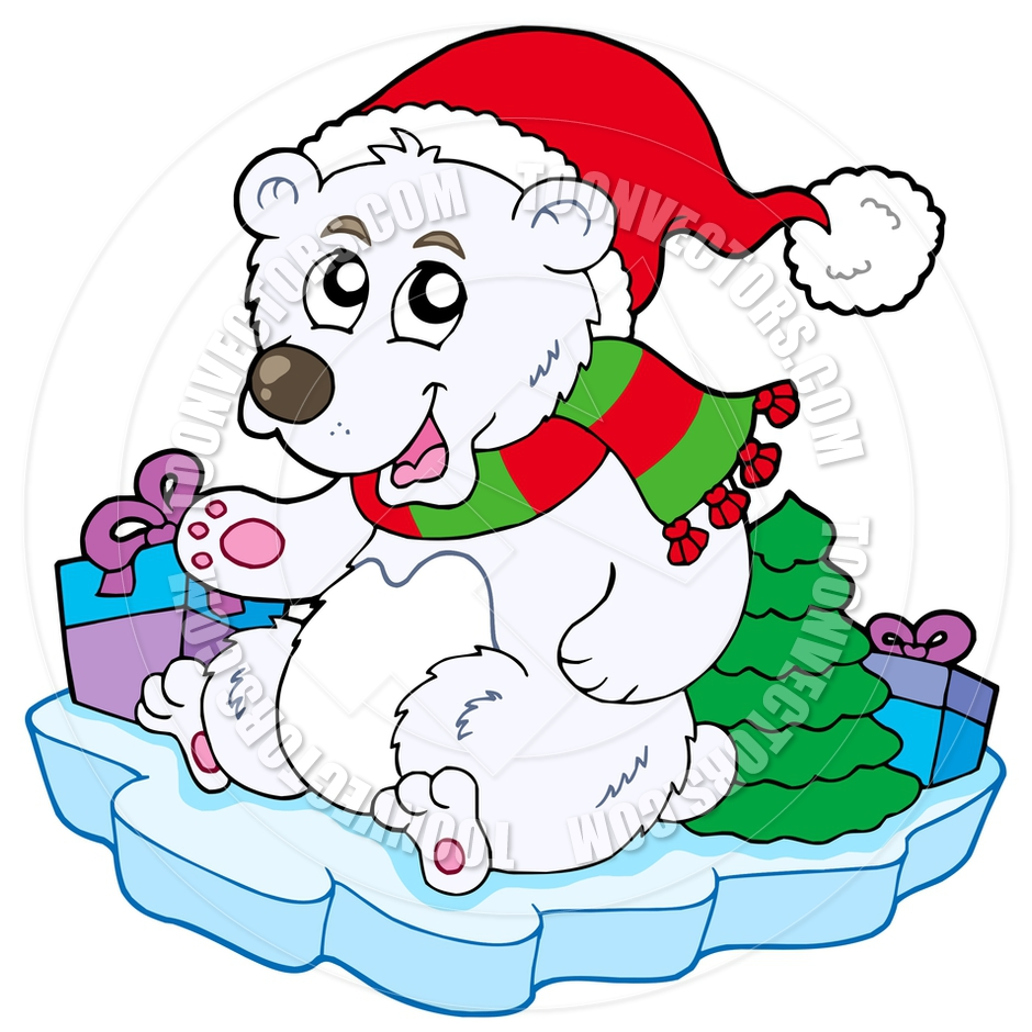 Child Of Artemis  Christmas Animal Clipart