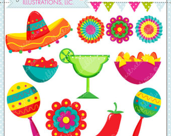 Clipart For Com Mercial Or Personal Use Spanish Mexican Clipart