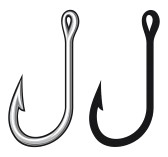 Cute Fishing Hook Clipart   Clipart Panda   Free Clipart Images