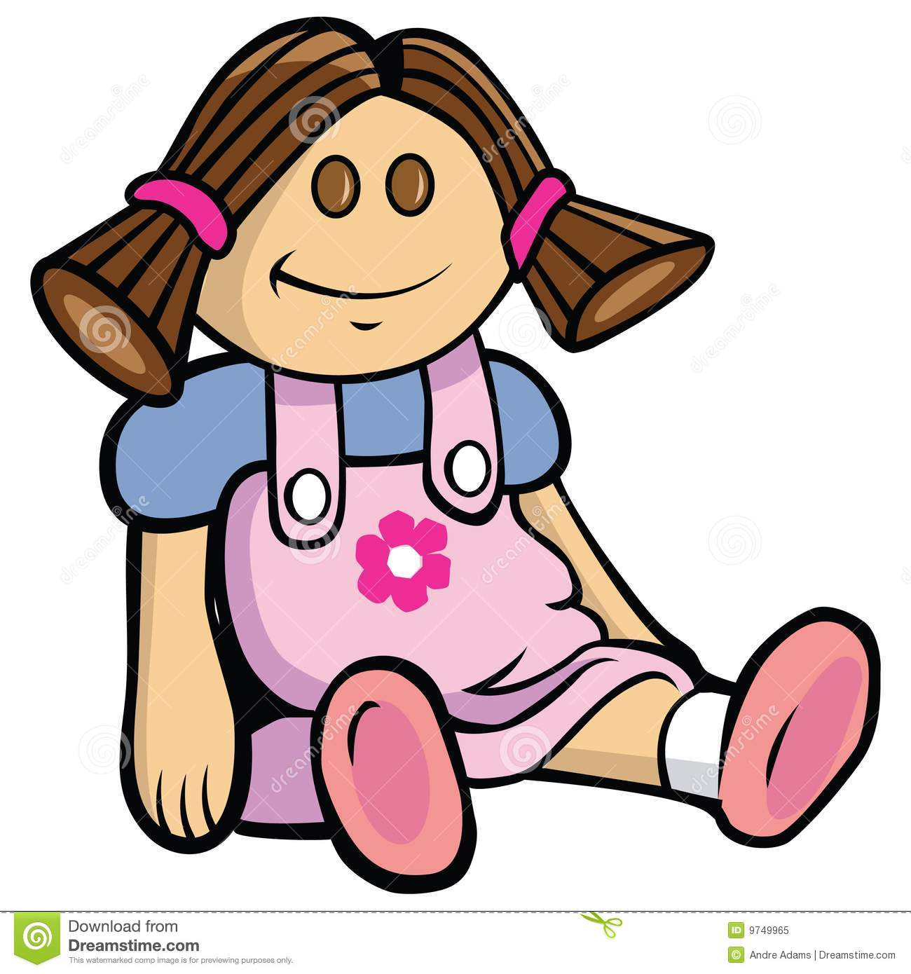 clipart of doll - photo #30