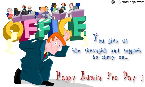 Funny Administrative Professionals Day Clipart - Clipart Kid