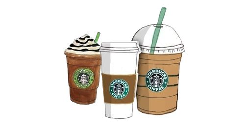 Editions Clip Art Coffee Time Starbucks Clipart C Lin H Pper