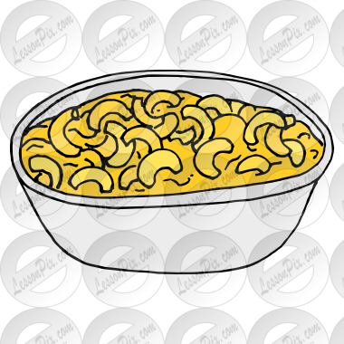 Macaroni And Cheese Cartoon Clipart - Clipart Suggest