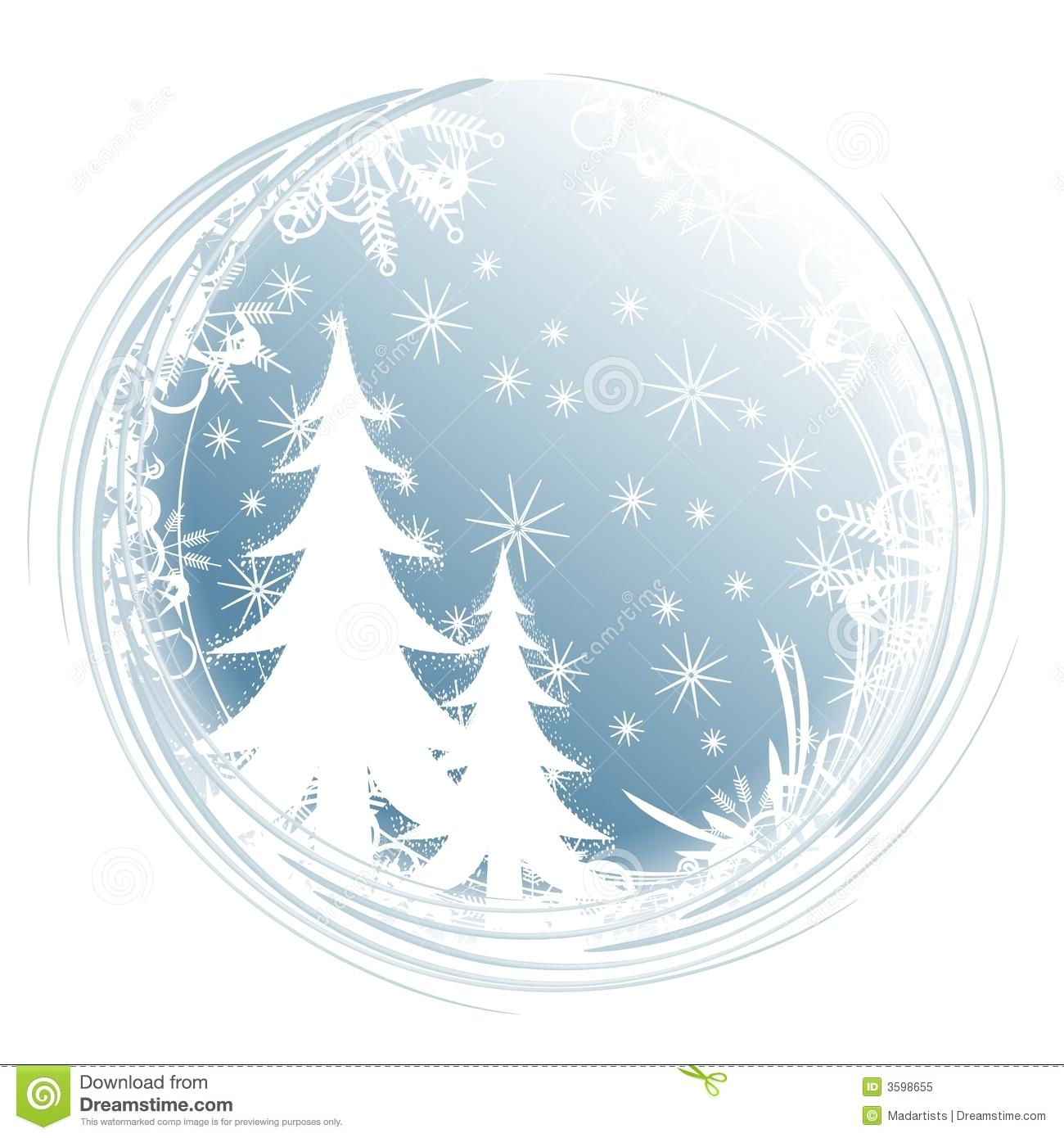 Winter Scene Clip Art Free winter scene clipart - clipart kid
