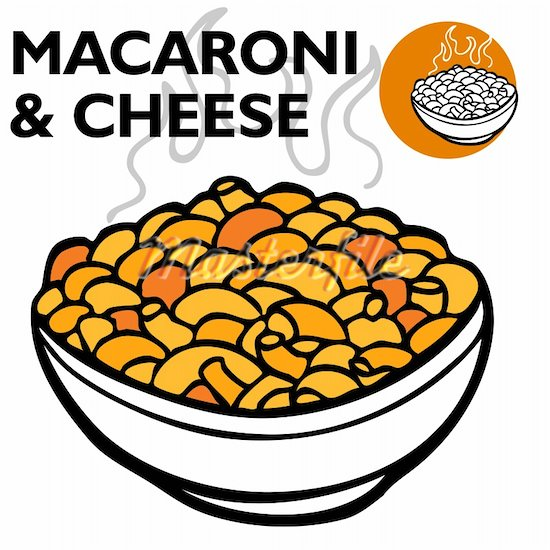 Go Back   Gallery For   Bowl Of Macaroni And Cheese Clipart