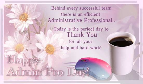 Keeping It Simple  Kisbyto   Administrative Professionals Day