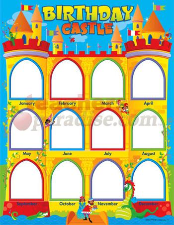 Let Students Stand Out On Their Special Day  Fun Castle Theme Features