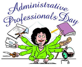 Admin Professionals Day Clipart Clipart Suggest