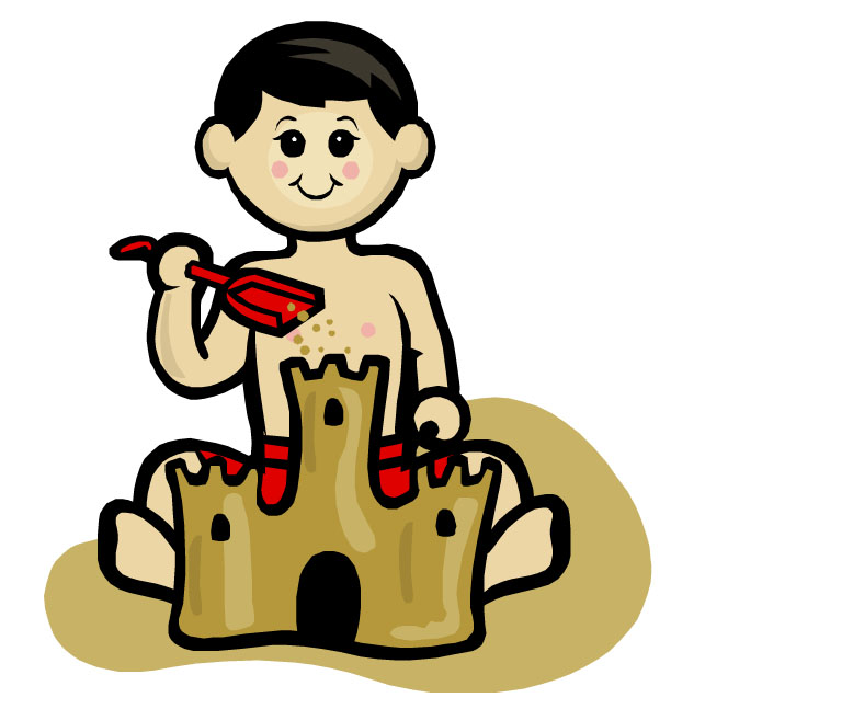 Sandcastle Clip Art Free Cliparts That You Can Download To You