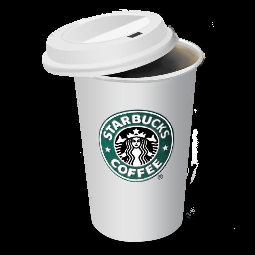 Starbucks Coffee Icon Png Clipart Image   Iconbug Com