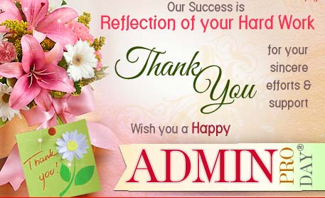 Thank You Admin Pro  Free Happy Administrative Professionals Day