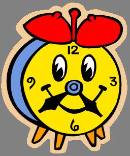 Clock Free Clipart - Clipart Kid