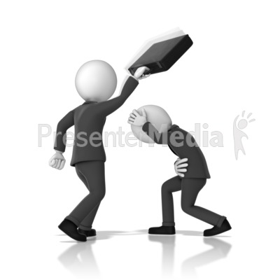 Workplace Violence   Signs And Symbols   Great Clipart For