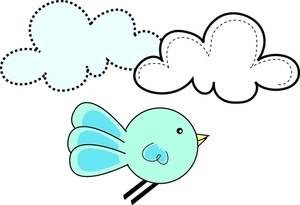 Cute Bird Free Clipart - Clipart Kid