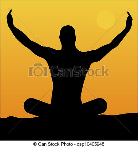 Serene Of Person Clipart - Clipart Suggest