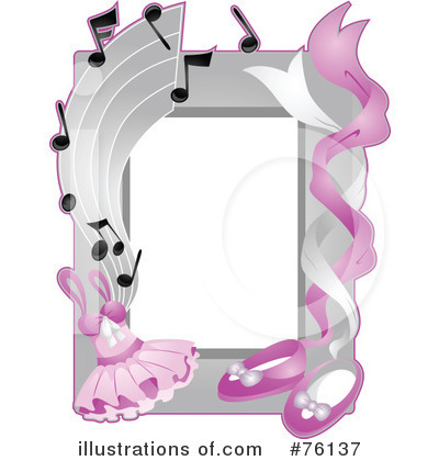 Frame Clipart  76137 By Bnp Design Studio   Royalty Free  Rf  Stock