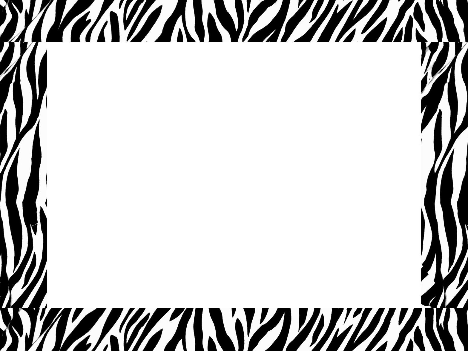Free Printable Stationery Borders  Pretty Designs Here