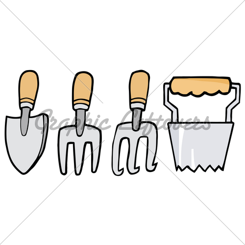 Landscaping Tools Clipart   All The Gallery You Need